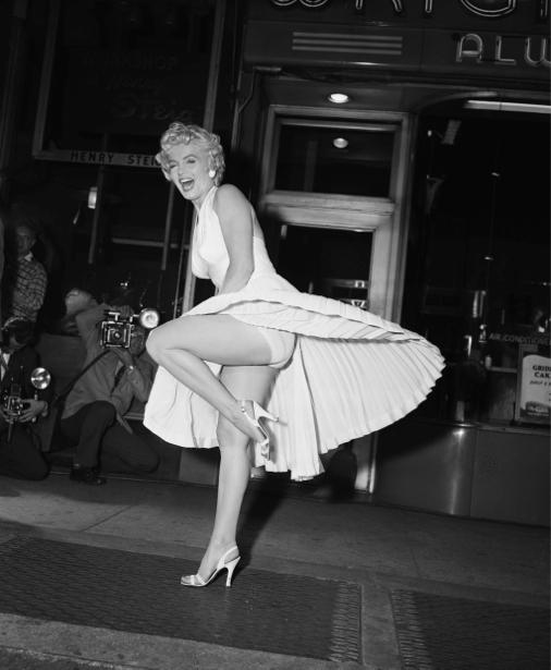 Фотообои Мэрилин Монро (retro-vintage-0000018)