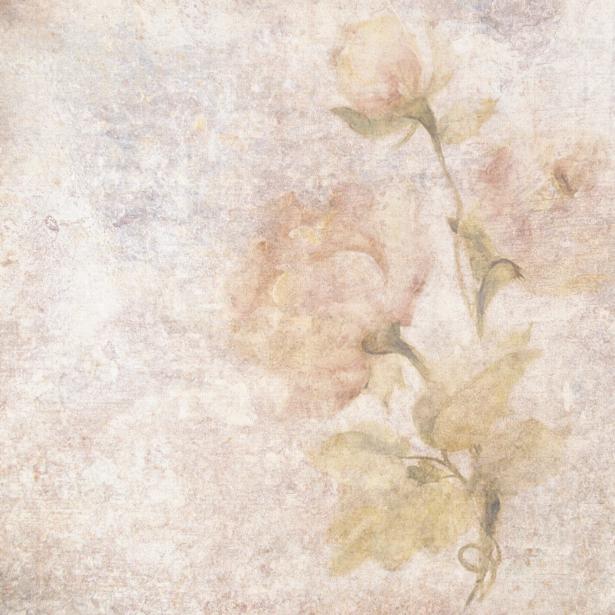 Фотообои цветы розы винтаж (retro-vintage-0000065)