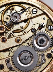 Фотообои механизмы часов (retro-vintage-0000200)