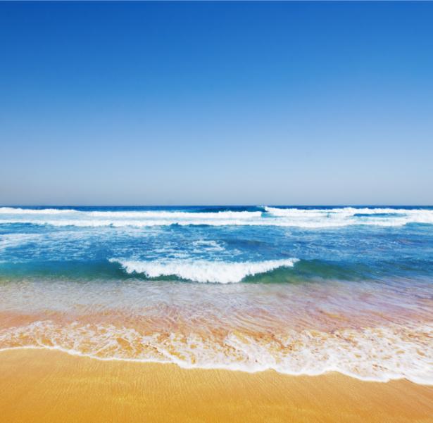 Фотообои море берег песчаный пляж (sea-0000162)