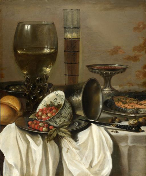 Натюрморт с сосудами Фотообои в кухню (still-life-0072)