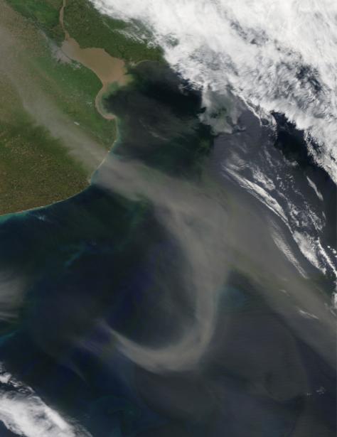 Фотообои NASA земной шар (terra-00264)