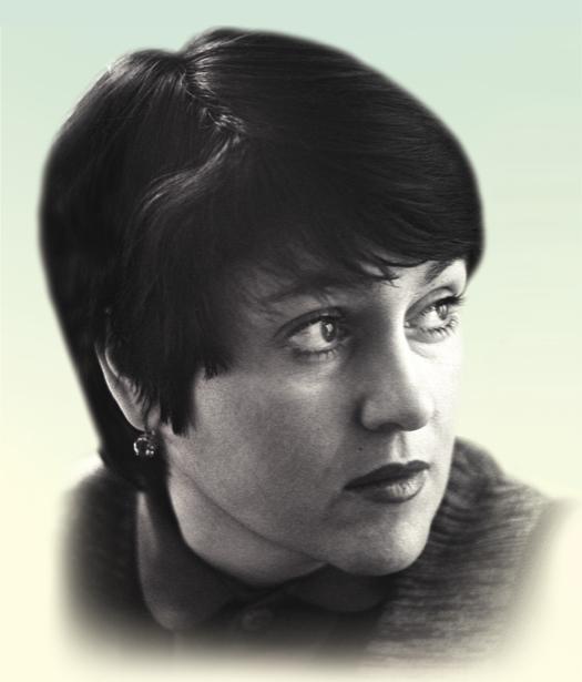 портрет Любовь Голоты (ukraine-0178)