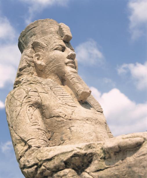 Фотообои Египетские статуи, Египет (city-0000120)