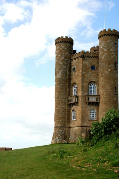 Фотообои замок крепость (city-0000756)