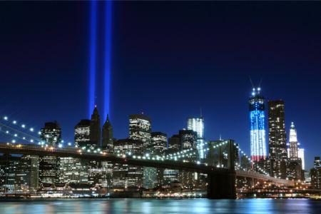 Фотообои Америка, Нью-Йорк, Штаты, небоскребы (city-0000829)