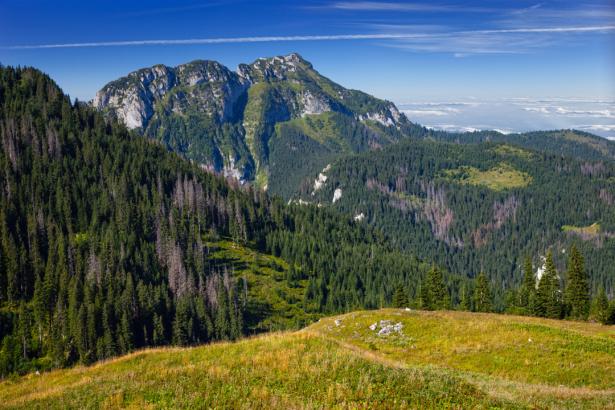 Фотообои горный пейзаж (nature-0000799)