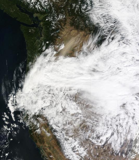 Фотообои фото фактура облаков (terra-00094)
