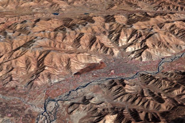 Фотообои на стену горный пейзаж (terra-00207)