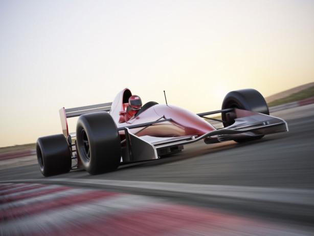 Фотообои фото авто Формула 1 (transport-283)
