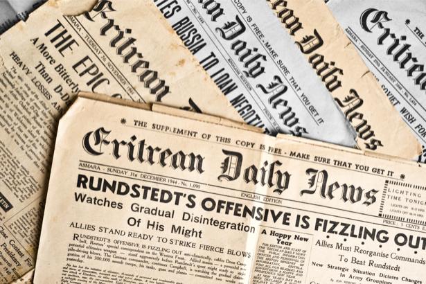 Фотообои старые газеты (background-0000338)
