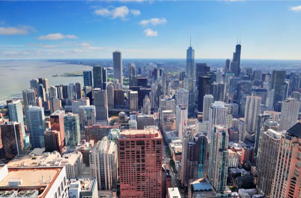 Фотообои Чикаго, Америка, США (city-0000179)