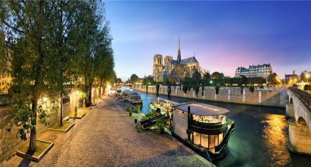 Фотообои Париж Франция (city-0000687)