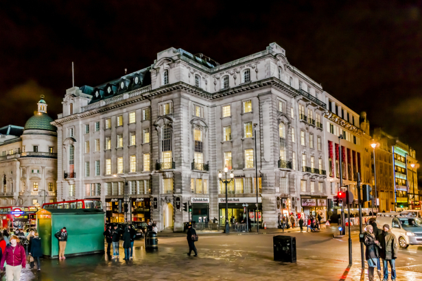 Фото - Улицы Лондона фотообои (city-0001256)