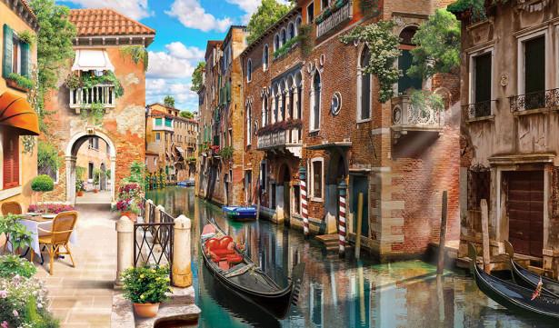 Фотообои Улица в Венеции (city-1455)