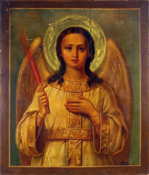 Икона архангела (icon-00087)