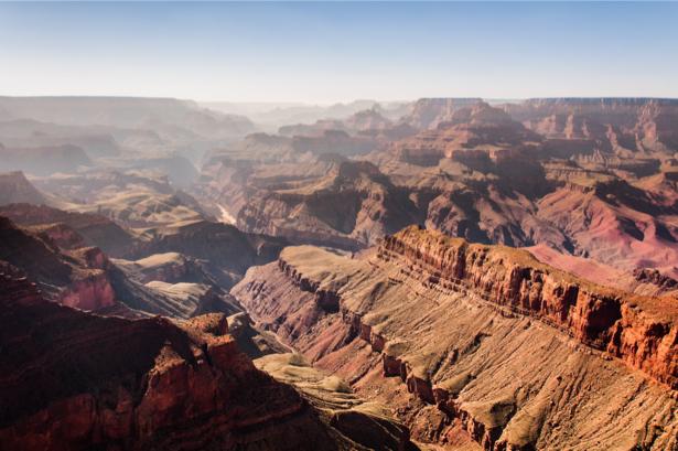 Фотообои скалы горный хребет (nature-00480)