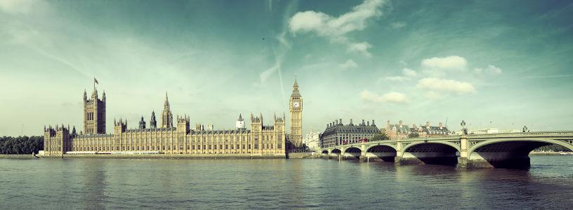 Фотообои Вестминстерский мост (panorama-62)