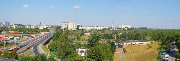 Фотообои панорама городская (panorama_0000037)