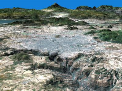 Фотообои с природой земля (terra-00232)