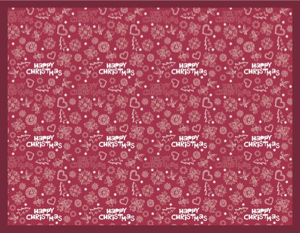 Скатерть  Merry Christmas 1 (0011)