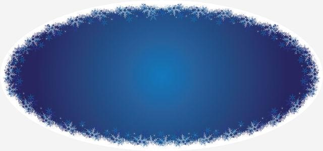 Скатерть Зимние снежинки (0016-2)