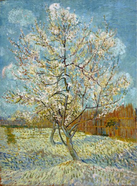 Ван Гог пейзаж (art-0000234)