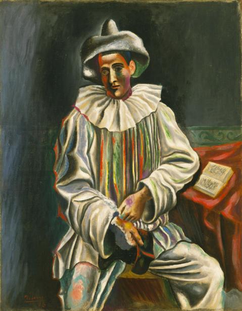 Пикассо, кубизм, сюрреализм (art-0000582)