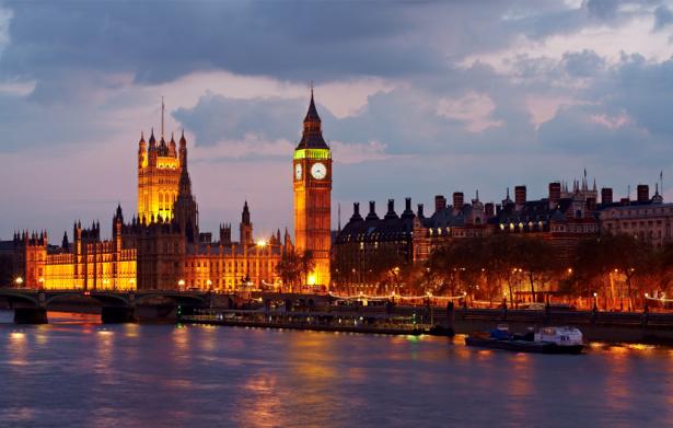 Фотообои Англия, Лондон, парламент, Биг Бен (city-0000507)