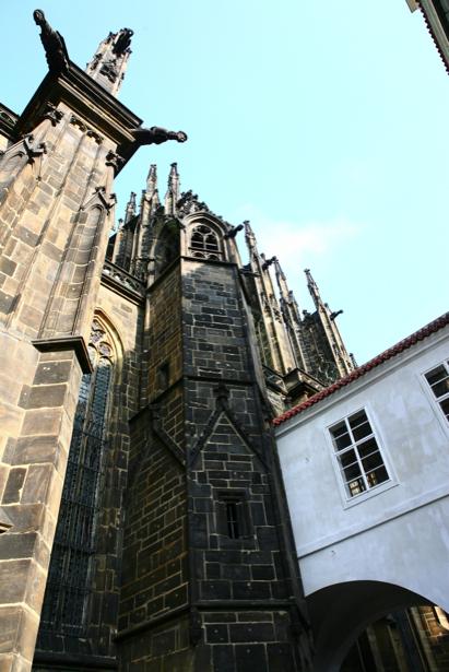 Фотообои архитектура собор Прага (city-0000634)