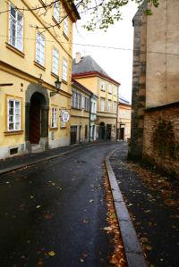 Фотообои Прага Чехия улица (city-0000635)