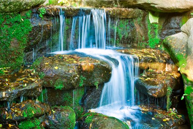 Фотообои с природой 3D водопад (nature-00143)