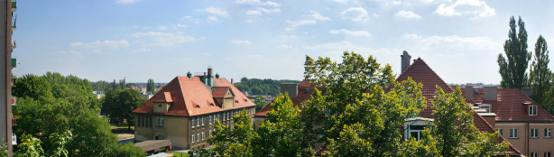 Фотообои панорама европейской деревушки (panorama_0000036)