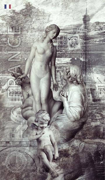 Фотообои Пигмалион и Галатея (printmaking-0000083)