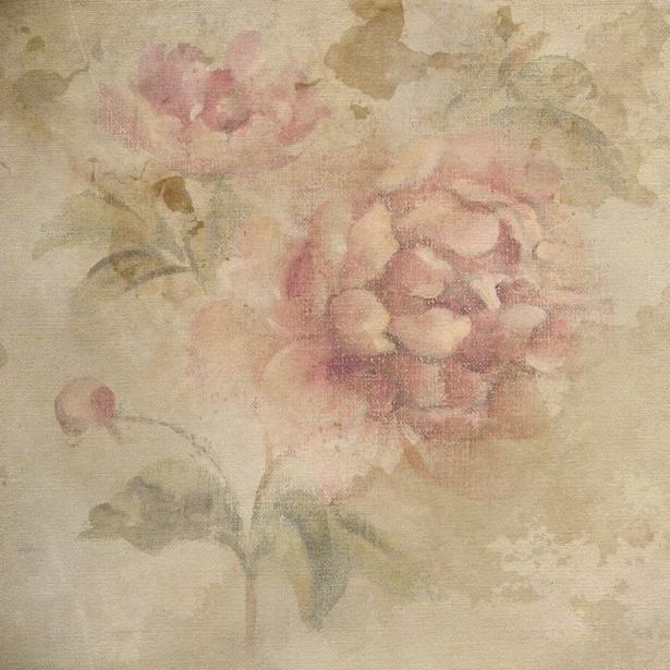 Фотообои старый фон цветы роза (retro-vintage-0000063)