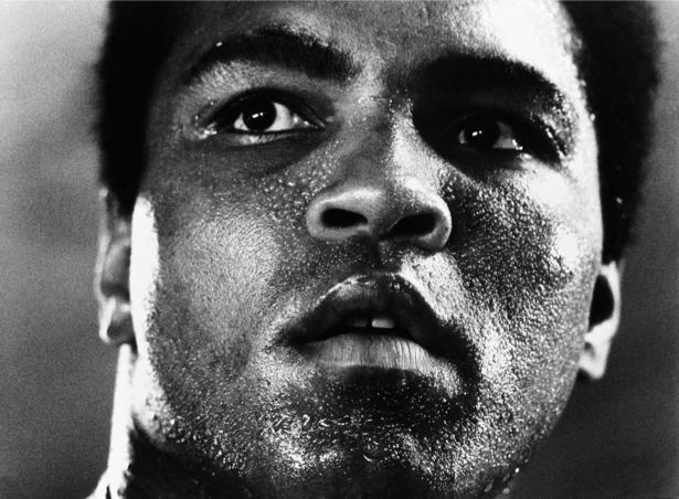 Мухаммед Али, боксер (retro-vintage-0000295)