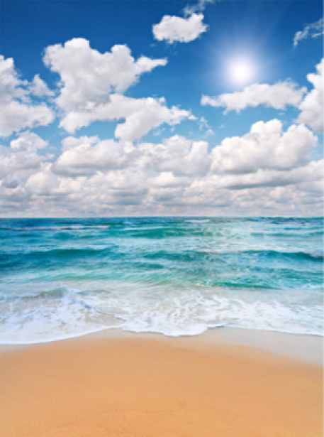 Фотообои фото море берег обои (sea-0000068)