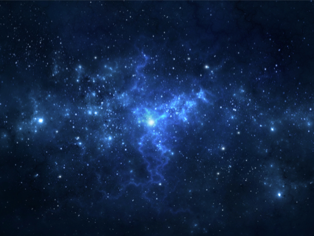 Фотообои звезды небо в космосе (space-0000081)