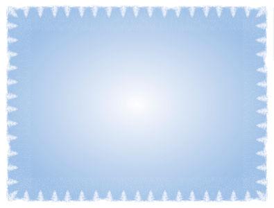 Скатерть Новогодняя белые елочки (0015)