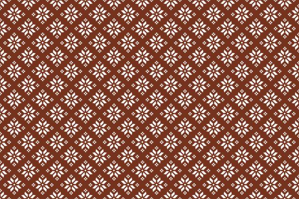 Скатерть Геометрические цветы (0096)