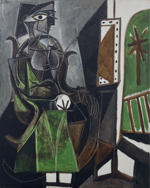 Пикассо, сюрреализм (art-0000595)