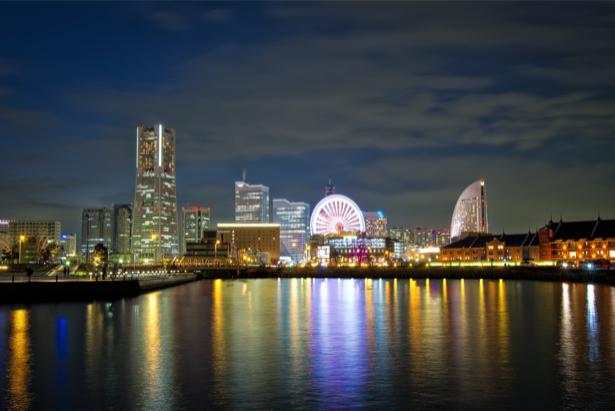 Фотообои Япония Йокохама порт (city-0000440)