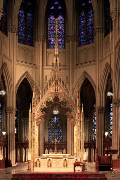 Фотообои католический храм (city-0001186)
