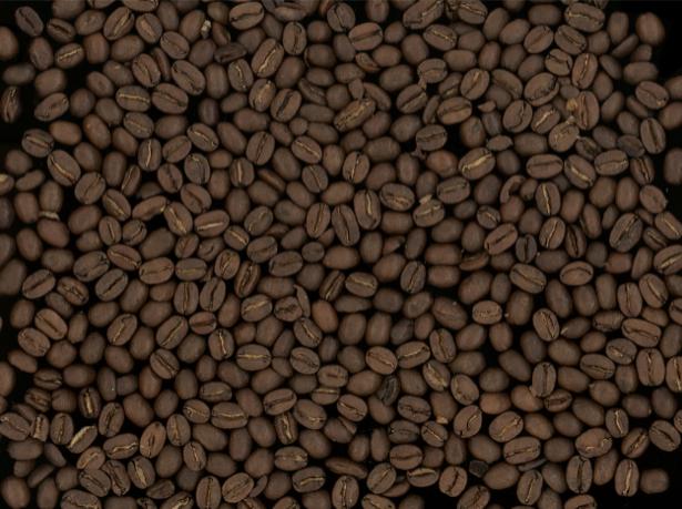 Фотообои для кухни фон из зерен кофе (food-0000143)