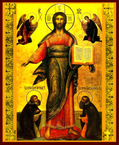 Икона Спас Смоленский (icon-00037)