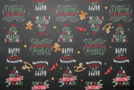 Скатерть Happy Holidays (0139)