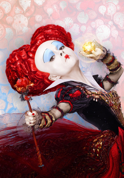 Фотообои Красная Королева (child-503)