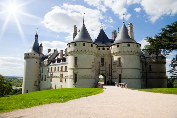 Фотообои Замок, замок-крепость (city-0000066)