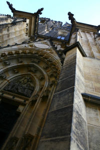 Фотообои Прага собор архитектура (city-0000632)