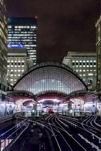 Фотообои Ночной город Лондон Англия (city-0001253)